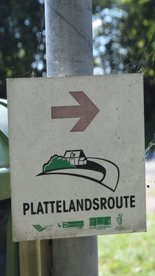 Plattelandsroute