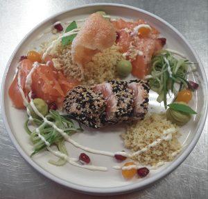 Zalm / Maldegem / Artisan / Lunch