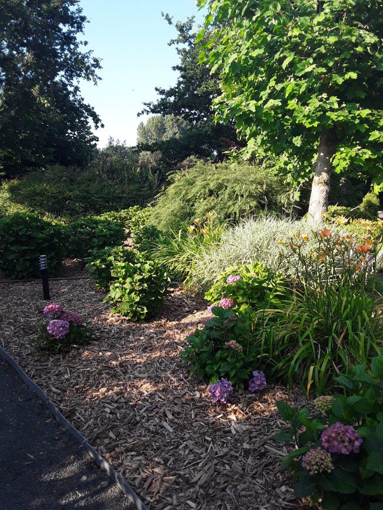 Garden of Artisan Restaurant / Lunch / Tearoom @ Maldegem