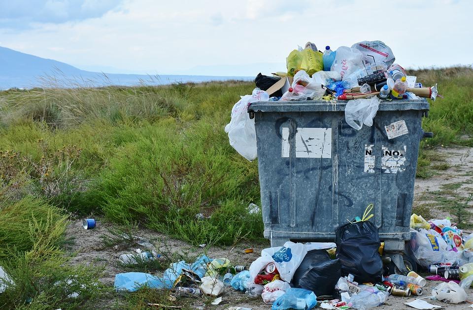 bewust omgaan met afval